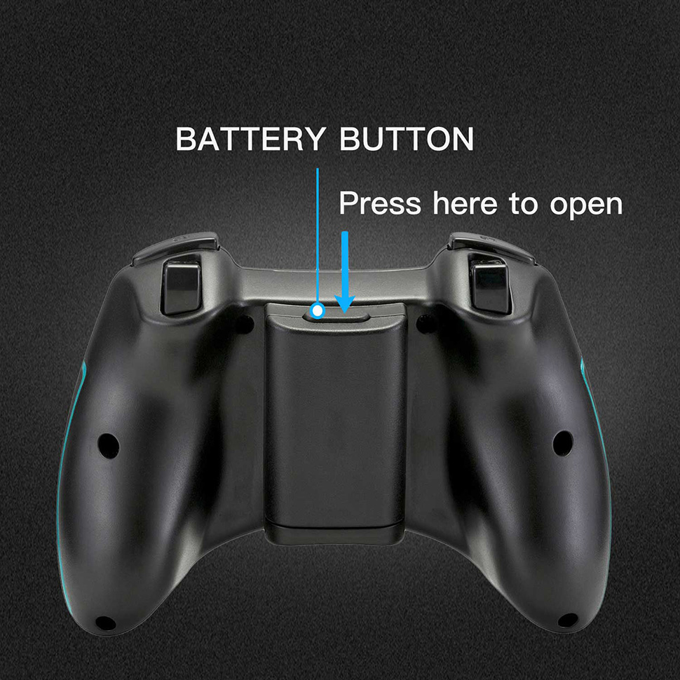 lowest price Data Frog Gamepad Bluetooth VR Remote Controller For Android Wireless Joystick For Xiaomi Gamepad For PC VR