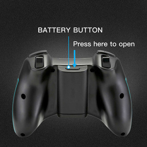 Image 4 - EasySMX ESM 9013 Wireless Gamepad For PC Android Phone TV Box Controller Joystick Vibration Joypad Gamepad For PS3 PC Gamers