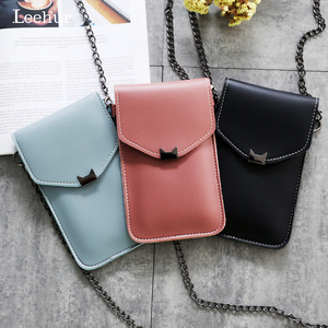 Leehur Mobile Phone Bag Transp