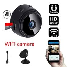 A9 mini câmera 1080 hd câmera ip noite versão gravador de voz de segurança sem fio mini filmadoras de vigilância de vídeo câmera wi-fi