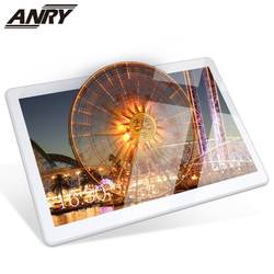 ANRY 10.1 Inch Touch Tablet Octa Core 2GB RAM 32GB ROM Dual Sim Card Android 8.1 WiFi GPS Bluetooth Tablet PC For Game