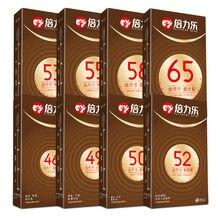 Beilile todos os tamanhos preservativos 20 pces/30 pçs/caixa maior tamanho masculino pênis galo manga lubrificado adulto sexo natural látex borracha preservativo