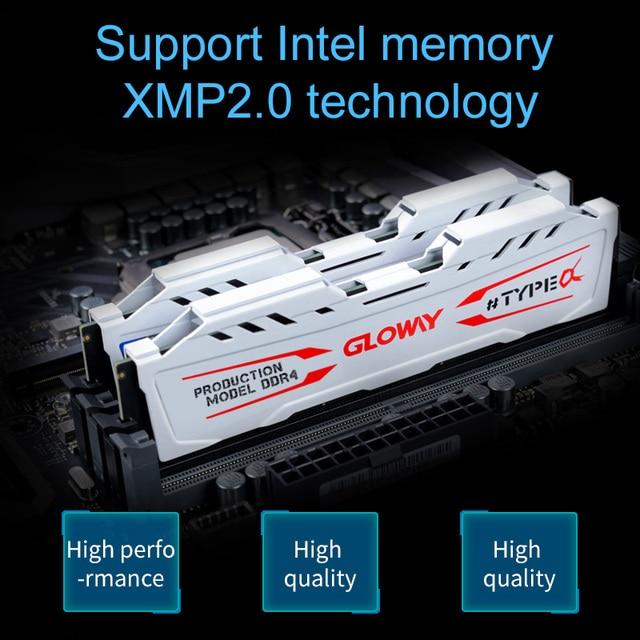 2666mhz 3000mhz memória ram 32gb dimm da memória do pc da chegada nova 8gb 16 gb 32gb ddr4 alto desempenho 6