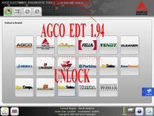 2020ใหม่ AGCO อิเล็กทรอนิกส์เครื่องมือวินิจฉัย1.94 [2020] EDT + การเปิดใช้งานสำหรับอินเทอร์เฟซ ติดตั้งไม่จำกัดคอมพิวเตอร์
