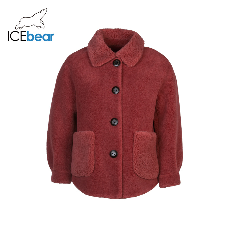 ICEbear 2019 New   Trench   Coat High Quality Female Windbreaker for Women Brand Clothing DY100