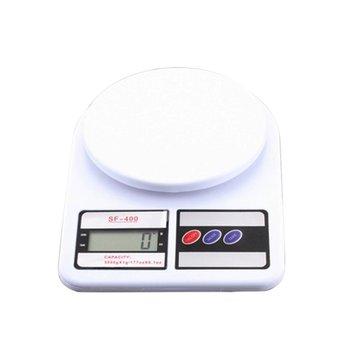 Высокоточные цифровые весы SF400 7 кг/1 г, высокоточный датчик деформации, цифровые весы
