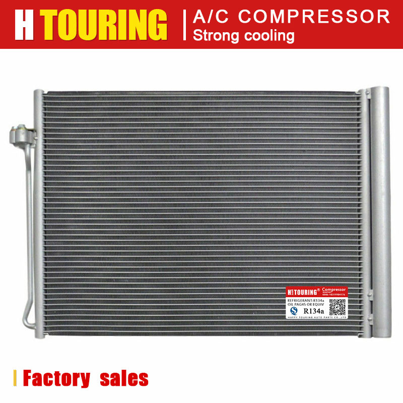 Car Air Conditioning Condenser for BMW X5 E70 F15 F85 25d 30d 40d 35i 3.0 4.8 48i 2001  6972553 64509239992 64536972553 9239992|Air-conditioning Installation|Automobiles & Motorcycles - title=