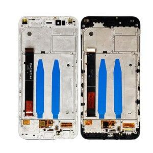 Image 2 - Cho 5.5 Inch Pantalla Xiaomi Mi A1 Màn Hình Hiển Thị Trong Điện Thoại Di Động Màn Hình LCD Có Khung Mi 5x Màn Hình Cảm Ứng LCD Bộ Số Hóa các Chi Tiết Lắp Ghép