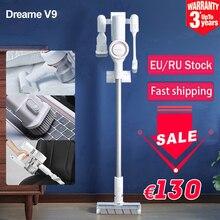 Dreame V9 Handheld Stofzuiger Huishoudelijke Draagbare Draadloze Draadloze Cycloon 20Kpa Zuig Dust Collector Voor Thuis Auto