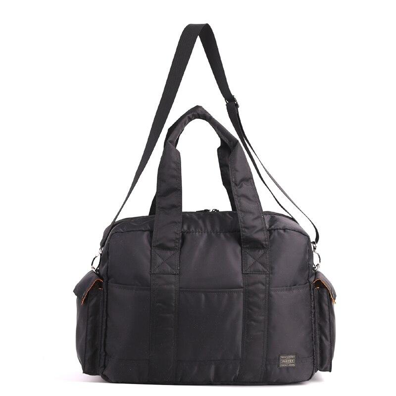 Men Women Travel Bags Head Porter Travel Bag W420×H300×D180(mm)Size Japan Head Porter Fashion Better Quality