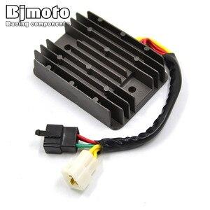 Image 1 - YHC 036 オートバイ電圧レギュレータ整流器ドゥカティモンスター 620 696 695 750 600 800 900 ハイパーモタード 1100