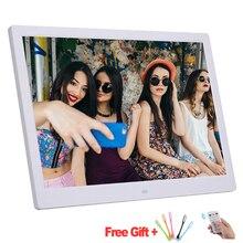 Digital-Photo-Frame Led-Electronic-Photo-Album HD LCD 1024x600 Ultra-Thin
