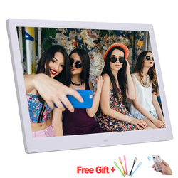 10.1 Inch HD Digital Photo Frame 1024x600 HD Ultra-Thin LED Electronic Photo Album LCD Photo Frame