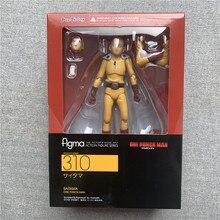 Anime One Punch Mann Saitama 310# PVC Action Figur Gesicht Ändern Ver. Sammeln Modell Spielzeug Geburtstag Geschenk 14cm