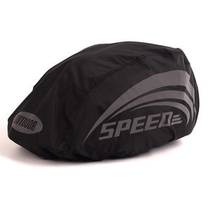 Cycling-Helmet Raincoat Riding-Cap-Cover Reflective Outdoor Waterproof Mountaineering
