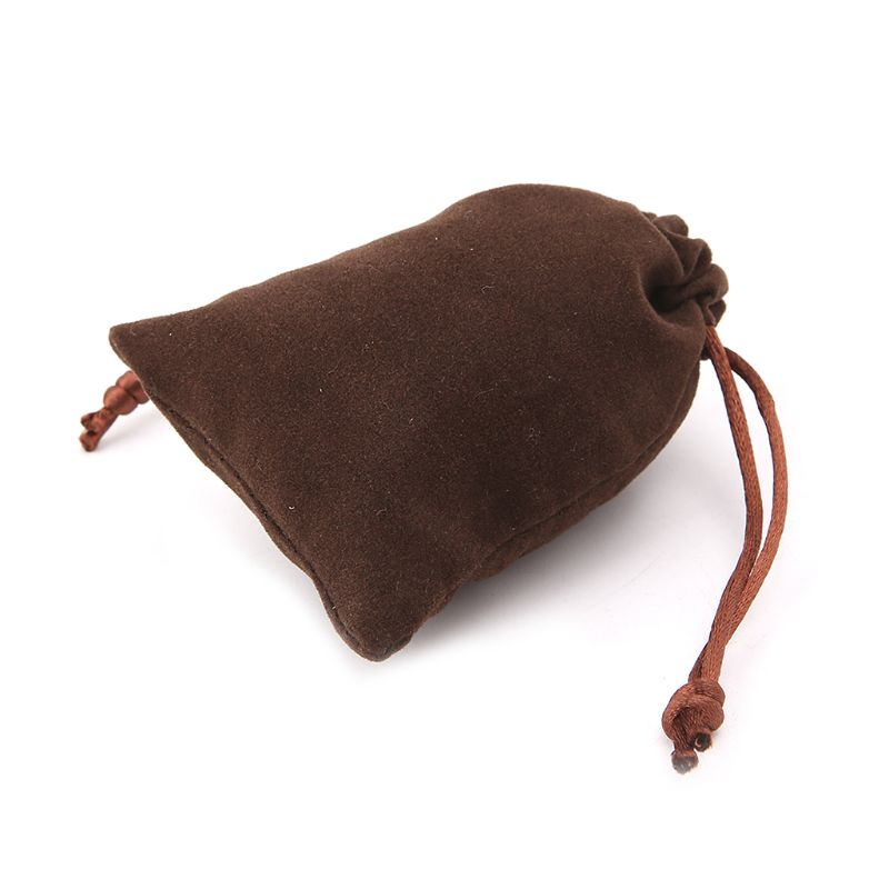 5pcs Dungeons And Dragons Dice Bag Velvet Drawstring Bags Tarot Card Jewelry Bag N0HA