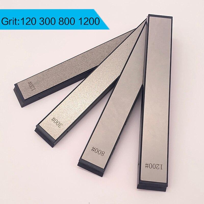 120/300/800/1200 grit 4-stück set von sharp-edged sharp diamant sharp kung steine messer sharp ener messer sharp kung system bar