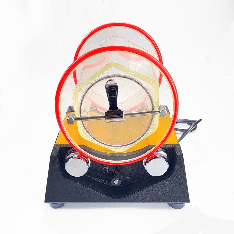 Rotary Tumbler - Rock Polishing Machines, Polishing/Grinding /Fimishing Machine For Jewelry