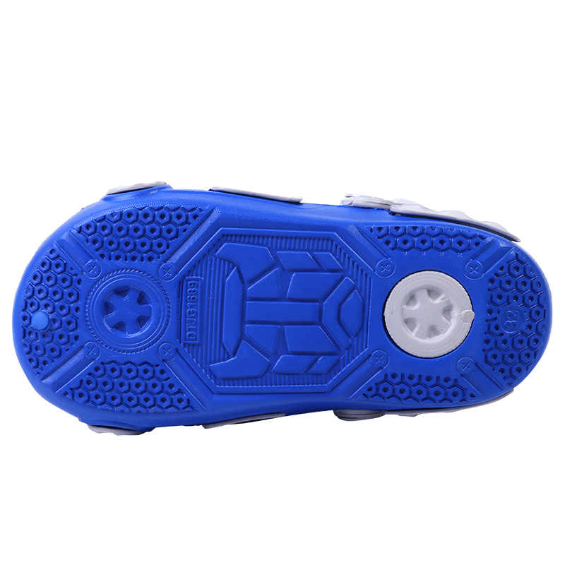 Adidase サンダル Transformerse 漫画車ビーチボーイズ子供子供スリッパ陶製つぼ Nikec 下駄靴 Crocse