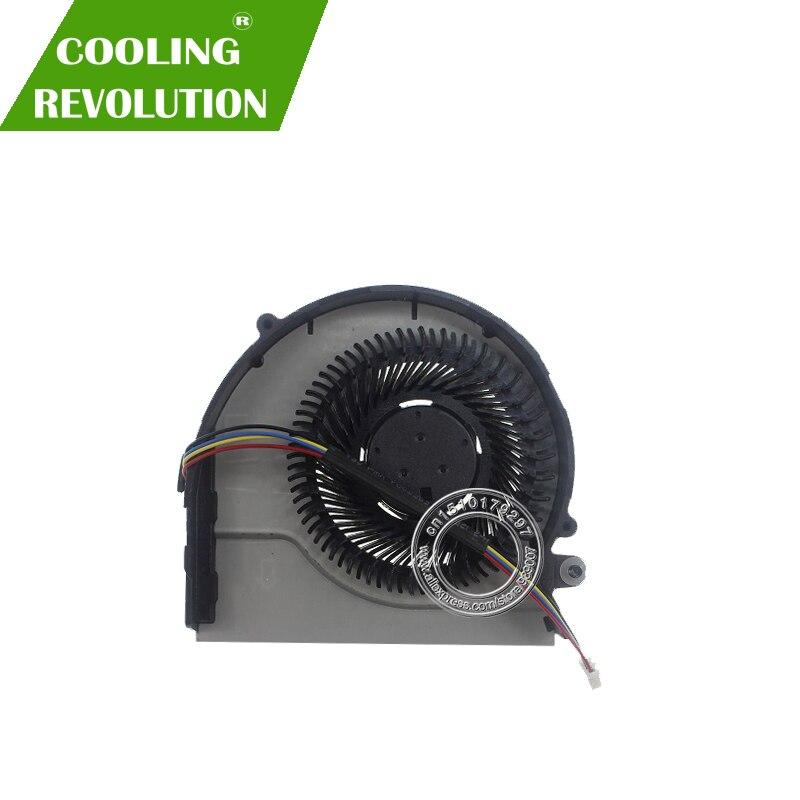Free Shipping CPU Cooling Fan For Lenovo Z480 Z485 Z580 Z585 CPU Cooler Fan DFS470805CL0T FB80