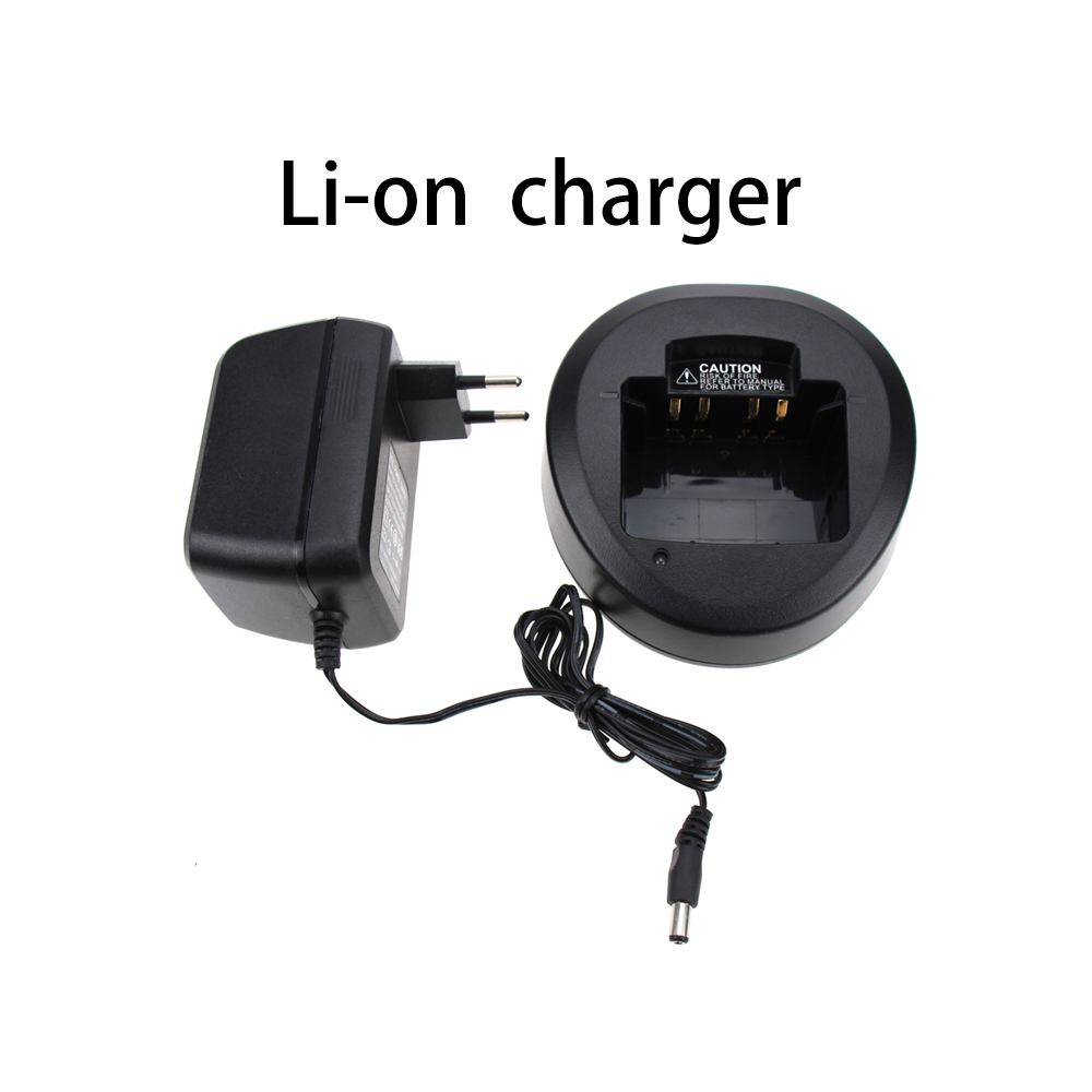 CD-58 Li-ion Battery Charger For Vertex EVX531 EVX534 EVX539 VX351 VX354 VX451 FNB-V130LI V133LI