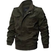 Autumn and winter men #8217 s pure cotton jacket new men #8217 s clothing young and middle-aged tough men #8217 s large wash coat trend military cheap VETECOCOFF zipper Outerwear Coats REGULAR STANDARD Jackets Polyester Pockets Safari Style Turn-down Collar Rib sleeve