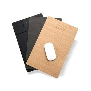 Image 5 - Chtun Qi drahtlose aufladen maus pad schnell lade Drahtlose ladegerät Drahtlose lade maus pad