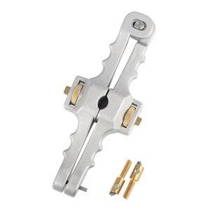 Image 2 - Longitudinal Opening Sheath Knife SI 01 /Fiber optic  cable slitter tube cutter 4 28mm Transverse cutter Cable sheath stripper