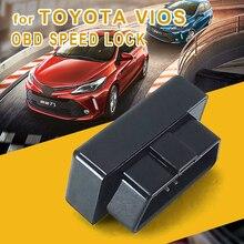 Car Auto OBD SPEED LOCK Unlock Device 4 Doors Plug & Play For Toyota Vios 2009-2012 цена