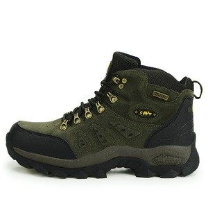 Image 5 - 뜨거운 판매 클래식 프로 마운틴 발목 하이킹 부츠 남자 & 여자, 커플 야외 스포츠 트레킹 신발, 산책 훈련 신발