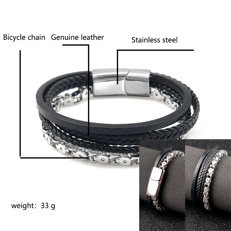 Bicycle chain 4t