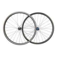 LIENGU ruedas de carbono sin cámara para bicicleta de montaña, 1280g boost 29er XC, 32mm, sin capucha, Yuniper, Cubo de tracción recto, 110mm, 148mm, SHN XD XX1, 11s, 12s