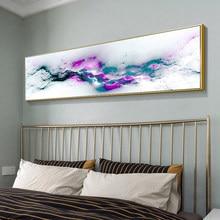 Абстрактный декор, Картина на холсте, новинка, настенное искусство, большой размер, пейзаж, современные картины для гостиной, домашнее украш...