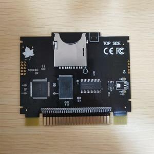 Image 3 - DIY 800 Trong 1 Siêu Trung Quốc Pro Bản Phối Lại Trò Chơi Thẻ 16 Bit Máy Chơi Game Game Hộp Mực Hỗ Trợ Tất Cả Các USA/EUR/Nhật Bản Dán Cường
