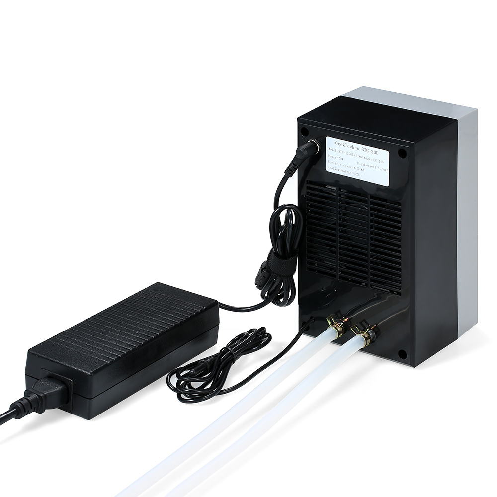 Thermostat d'aquarium chauffe-réservoir de poissons régulateur de température contrôle Aquarium réservoir d'eau refroidissement Machine de chauffage