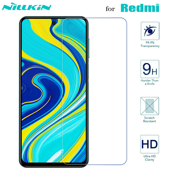Nillkin for Xiaomi Redmi Note 9 Pro Max Note 9s 8T 8 7 Glass Screen Protector Safety Tempered Glass on Redmi 8A 7A K30 K20 Pro