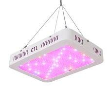1000 Вт полный спектр светодиодный светильник для выращивания