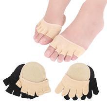 Женская дышащая обувь на высоком каблуке; половина стельки; стопы; боли; рельефные подушки; инструмент для ухода за кожей; короткие носки