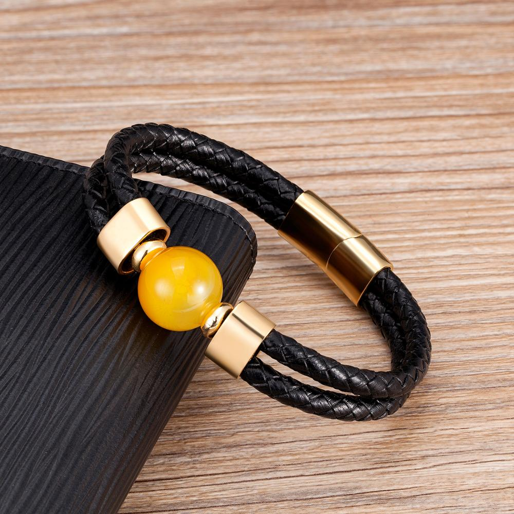 Gold-Yellow Agate