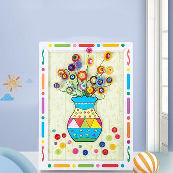 Nowe rzemiosło dla dzieci zabawki dla dzieci układ papierowy kwiat Puzzle materiał diy rzemiosło dla dzieci zabawki dla dziewczynek zabawki dla dzieci prezent 1 tanie i dobre opinie Bright shell 2 ~ 4 Lat 5 ~ 7 Lat 8 ~ 13 Lat 14 lat i więcej Dorośli 20941 Chiny certyfikat (3C) keep away from fire Rainbow papieru