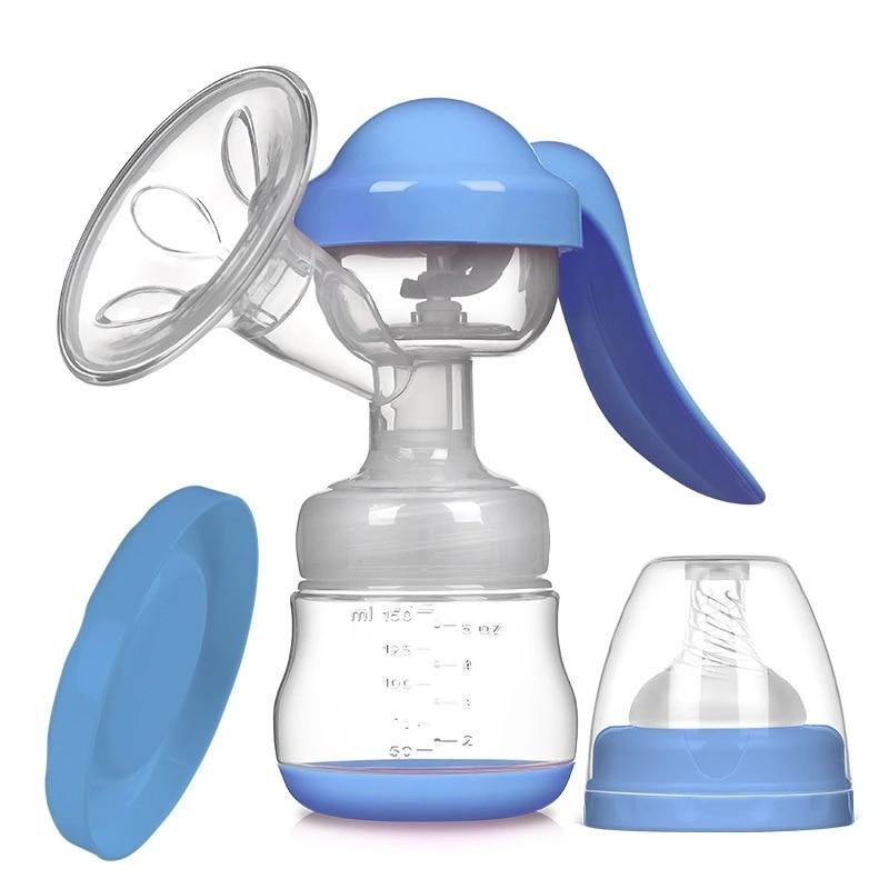 Manufacturer Breast Pump Manual Big Cylinder Set Milk Maker Pull Milk Nursing Pumping Milk Prolactin Breast Pump Maternal Suppli