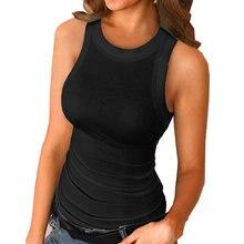 Базовая футболка женские летние повседневные футболки свободная
