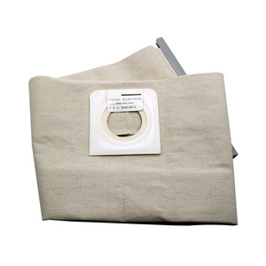 Image 1 - 1PC Cloth DUST Filter BAGS For KARCHER WD3200 WD3300 WD A2204 A2656 WD3.200 SE4001 MV1 MV3 WD3 WD4 WD5 WD6 Vacuum Cleaner parts