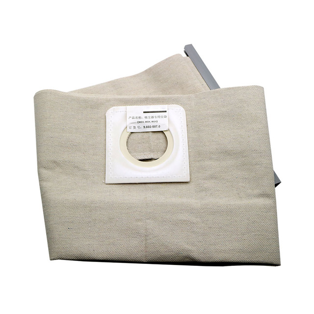 1PC Cloth DUST Filter BAGS For KARCHER WD3200 WD3300 WD A2204 A2656 WD3.200 SE4001 MV1 MV3 WD3 WD4 WD5 WD6 Vacuum Cleaner parts