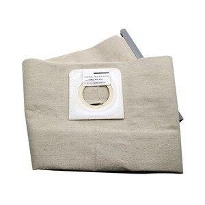 Image 1 - Bolsas de filtro de polvo para KARCHER WD3200 WD3300 WD A2204 A2656 WD3.200 SE4001 MV1 MV3 WD3 WD4 WD5 WD6 piezas de limpiador al vacío, 1 ud.