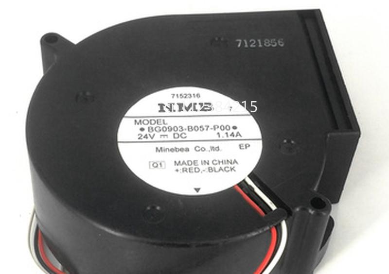 Free Shipping BG0903-B057-P00 9733 24V 1.14A Centrifugal Fan Fan Line 3