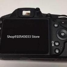 98%NEW For Nikon D3200 Rear Back Cover with LCD and Flex Replacement Repair Part