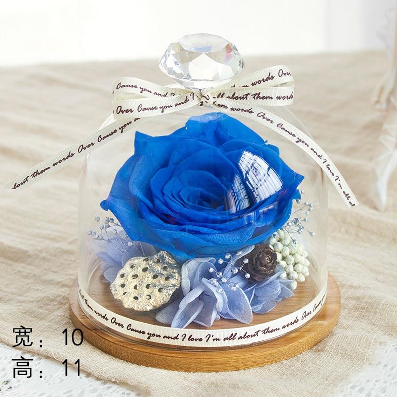 flower bear Wedding starry flower artificial flowers valentine's day gift box 520 Valentine's Day creative birthday gift - 5