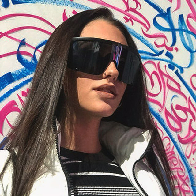 Sport  Oversize Sunglasses  1