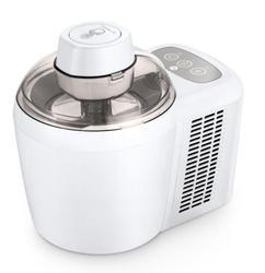 Gospodarstw domowych w pełni automatyczna maszyna do lodów owocowych strona główna ekspres do lodów jogurt deser ekspres w Maszyny do lodów od AGD na